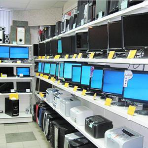 Компьютерные магазины Новоузенска