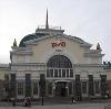 Железнодорожные вокзалы в Новоузенске