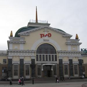 Железнодорожные вокзалы Новоузенска